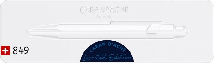 849 Le Claim Your Style NO.3 NIGHT BLUE BMT Caran d'Ache [6]