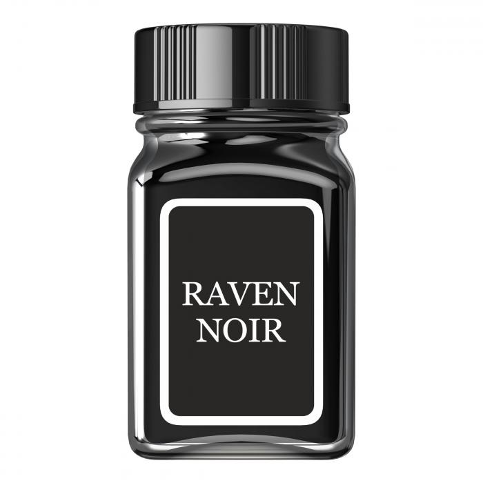 Calimara Monteverde USA Noir 30 ml Raven Noir 3
