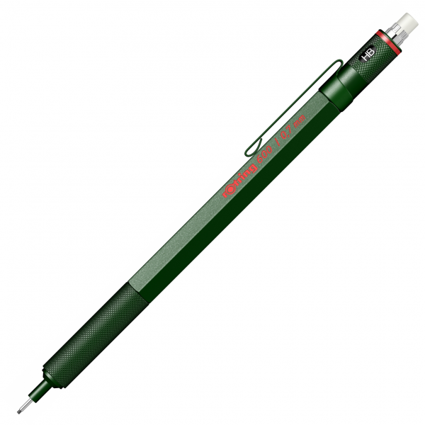 Creion Mecanic 0.7 Seria 600 Camouflage Green Rotring [1]