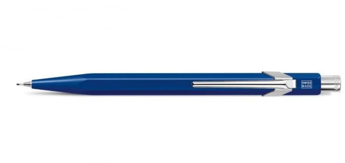 Creion mecanic Caran d´Ache 849 Classic Line 0.7mm Sapphire Blue [1]