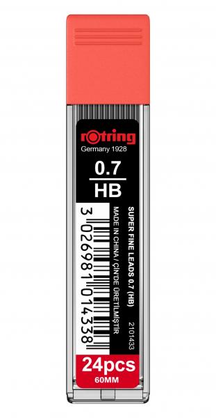 MINA CREION 0.7 2B Super Fine ROTRING [0]