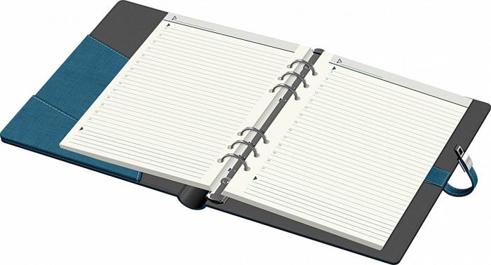 Organizator A5,  6 inele Trend Precision (5 variante culori coperti) 3