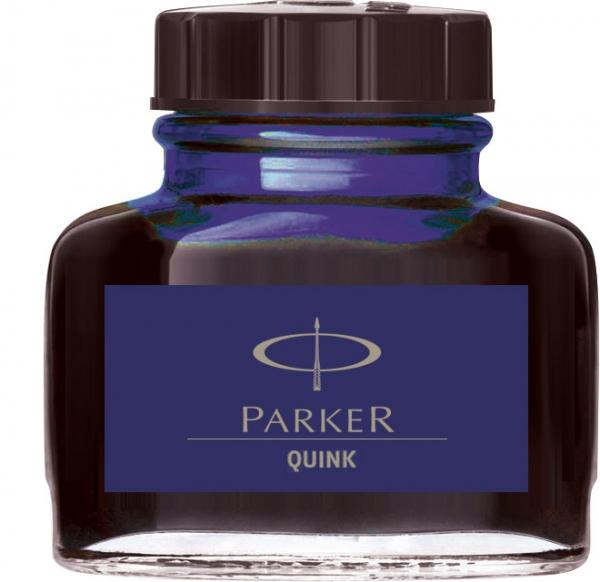 Calimara Cerneala Parker Albastru Inchis 57.50 ml Permanent Quink [0]