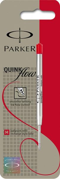 Mina Pix Parker Quink Flow Red [1]