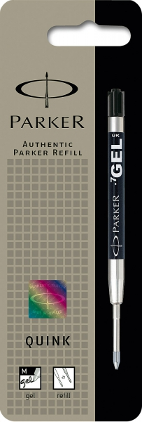 Mina Pix Parker Gel Black [1]