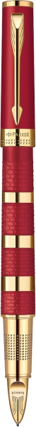 Parker 5th Element Ingenuity Large Daring Red Rubber GT 0