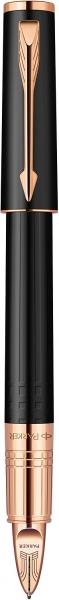 Parker 5th Element Ingenuity Slim Daring Black Rubber GT 0