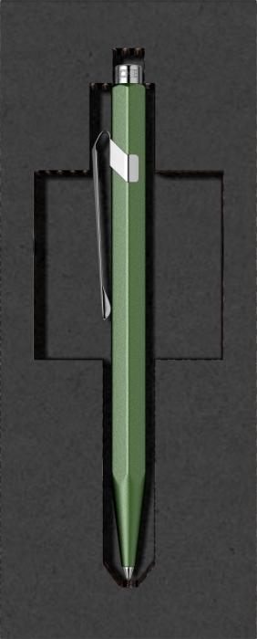 Pix 849 Le Nespresso Green CT Caran d'Ache [4]