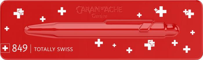 Pix Caran d'ache 849 Totally Swiss [9]