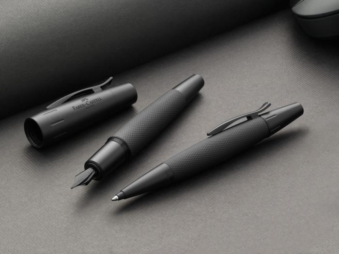Pix E-Motion Pure Black Faber-Castell 2