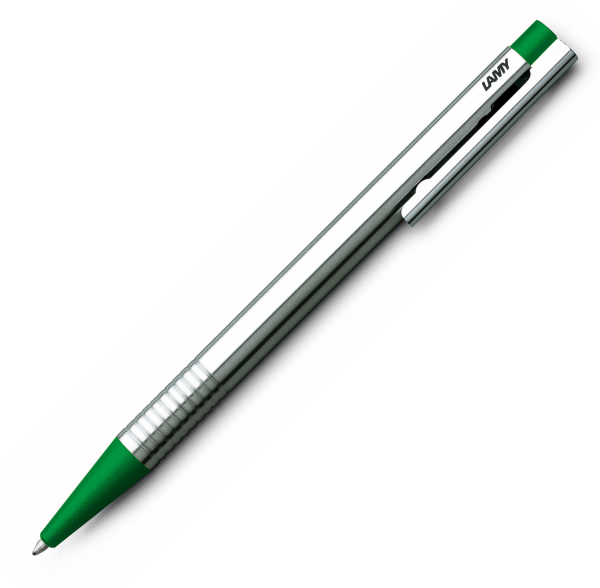 Pix LAMY Logo Stainless Steel / Green 0