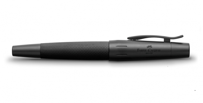 Roller E-Motion Pure Black Faber-Castell 1