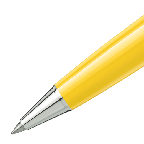 Roller Montblanc Mustard Yellow PIX Collection [1]