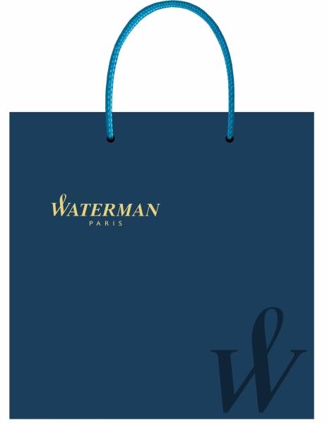 Roller Waterman Carene Contemporany Gunmetal ST 3