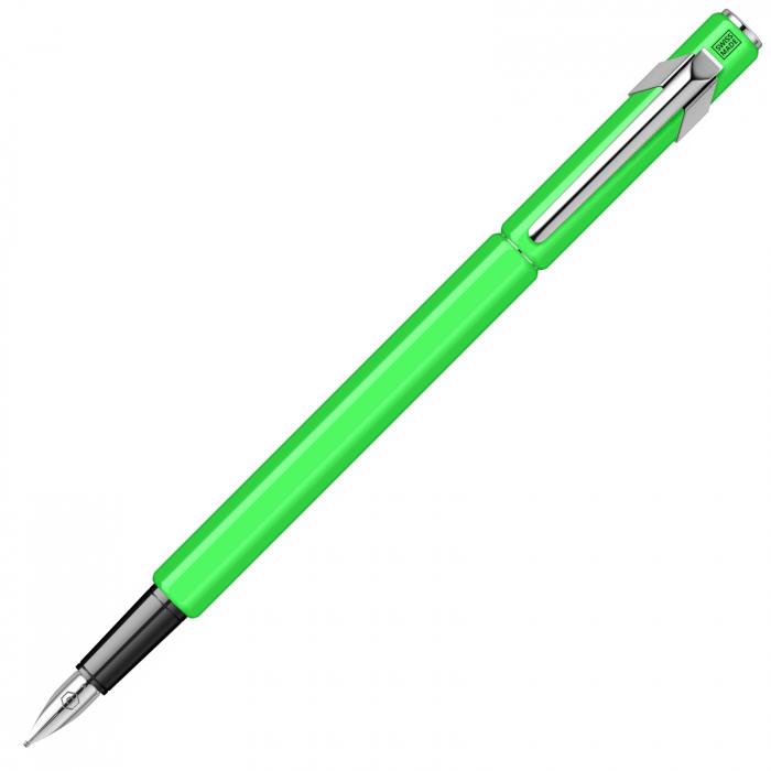 Stilou Caran d'ache 849 Fluo Line Green CT [0]