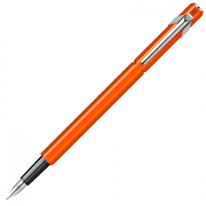 Stilou Caran d'ache 849 Fluo Line Orange CT [0]