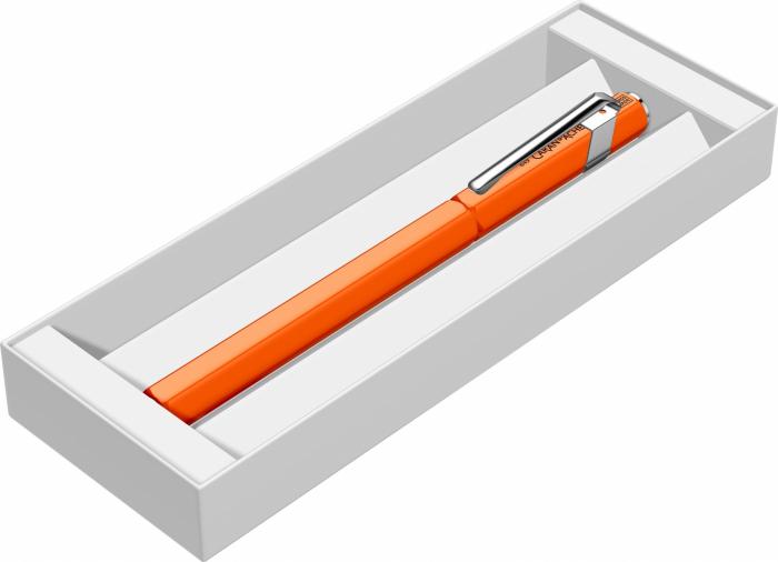 Stilou Caran d'ache 849 Fluo Line Orange CT [7]