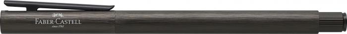Stilou Neo Slim Aluminium Gunmetal Faber-Castell [3]