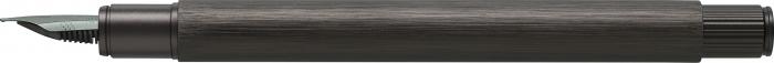 Stilou Neo Slim Aluminium Gunmetal Faber-Castell [2]