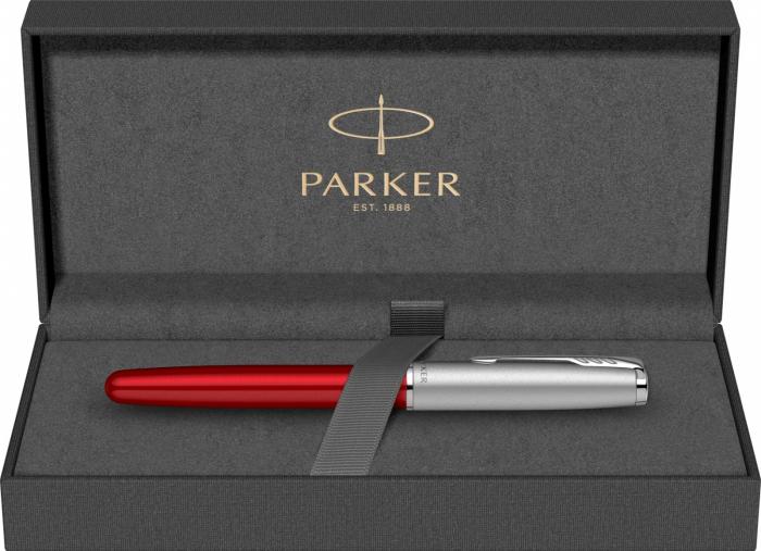 Stilou Parker Sonnet Royal Essential Red Chrome CT [6]
