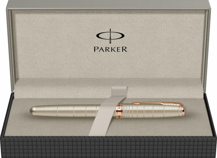 Stilou Parker Sonnet Velvet Sterling Silver GT [6]