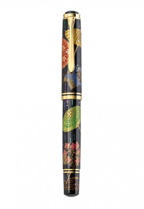Stilou Pelikan Editie Limitata Maki-e Umbrella 2