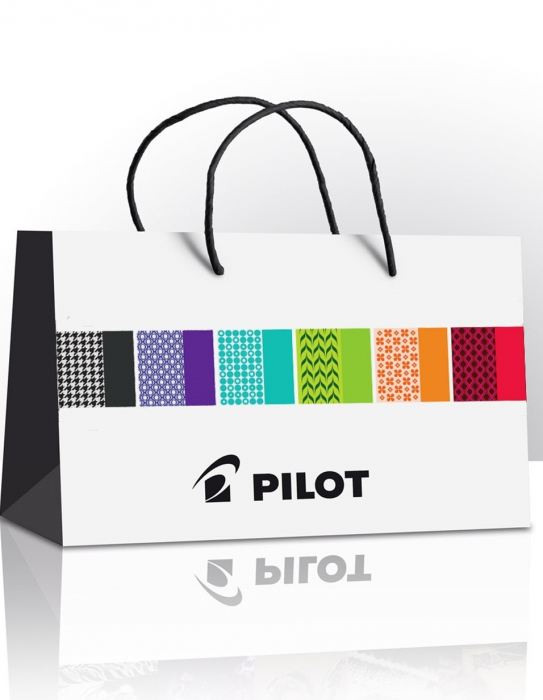 STILOU PILOT MR3 RETRO POP METALLIC RED 3