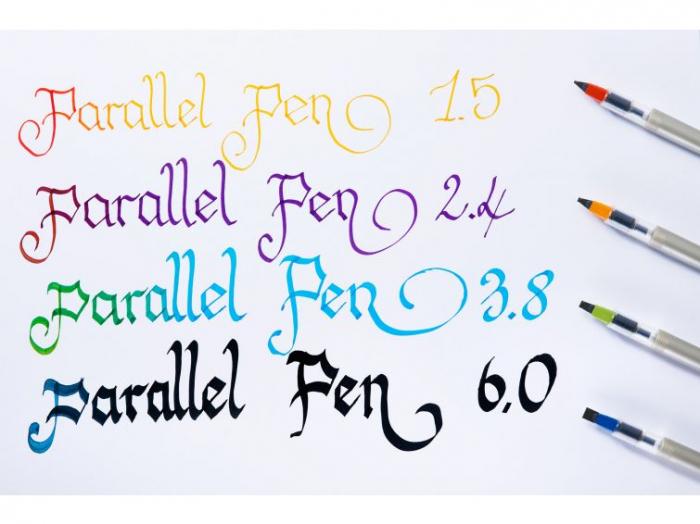 STILOU PILOT PARALLEL PEN 6.0 MM [5]