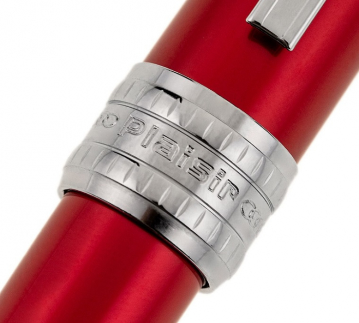 Stilou Platinum Plaisir Red 1