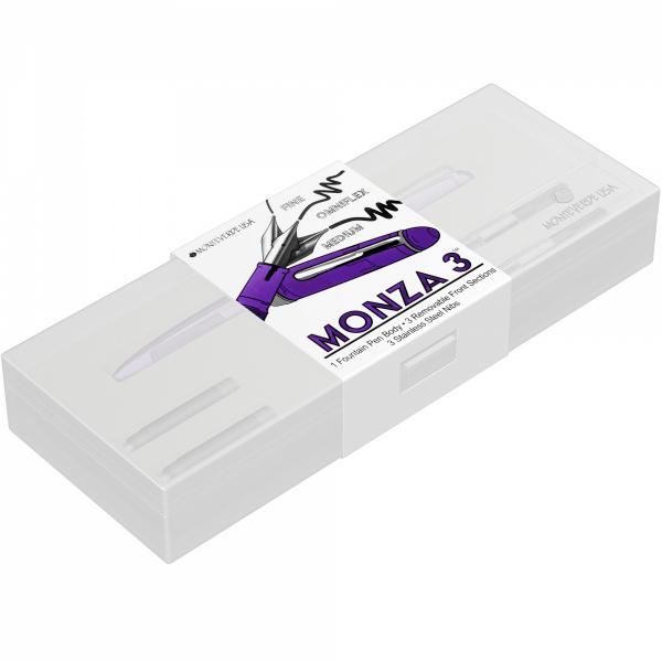 Stilou Set Monza 3 Purple (m, f, flex) Monteverde USA [2]