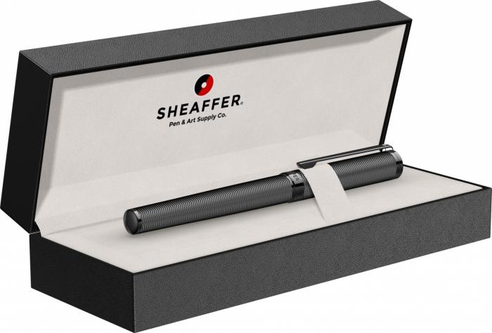 Stilou Sheaffer Intensity Engraved Matte Black BT [6]