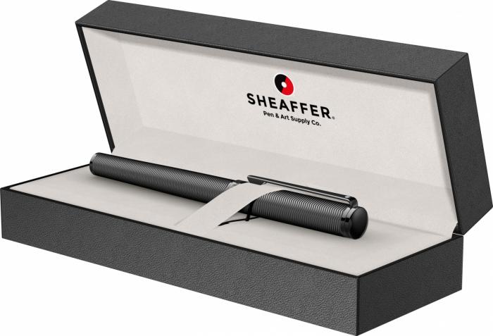 Stilou Sheaffer Intensity Engraved Matte Black BT [8]