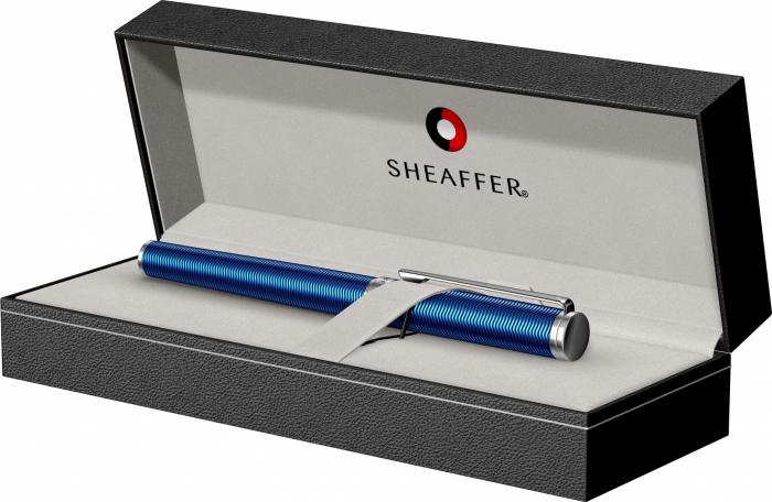 Stilou Sheaffer Intensity Engraved Translucent Blue CT 5