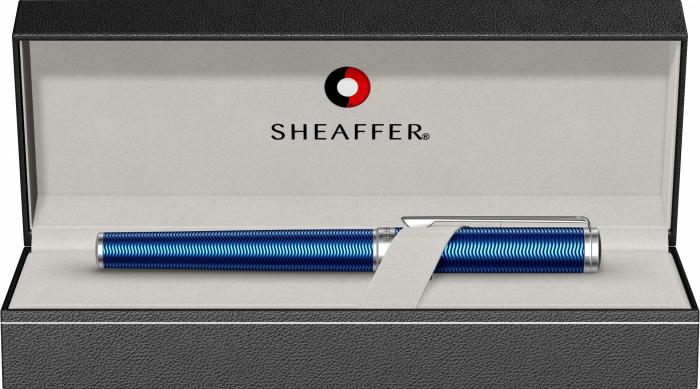 Stilou Sheaffer Intensity Engraved Translucent Blue CT 3