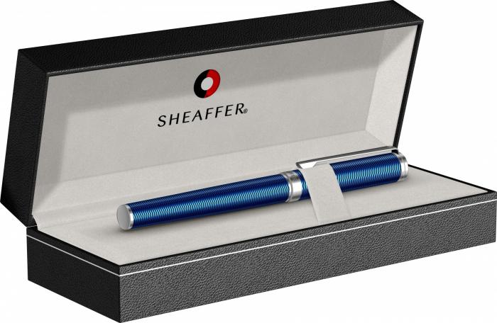 Stilou Sheaffer Intensity Engraved Translucent Blue CT 4