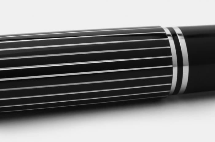 Stilou Souveran M815 Metal Striped Pelikan (Editie Speciala 180 ani) 8