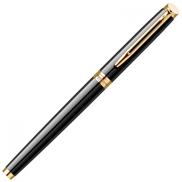 Stilou Waterman Hemisphere Essential Black GT [2]
