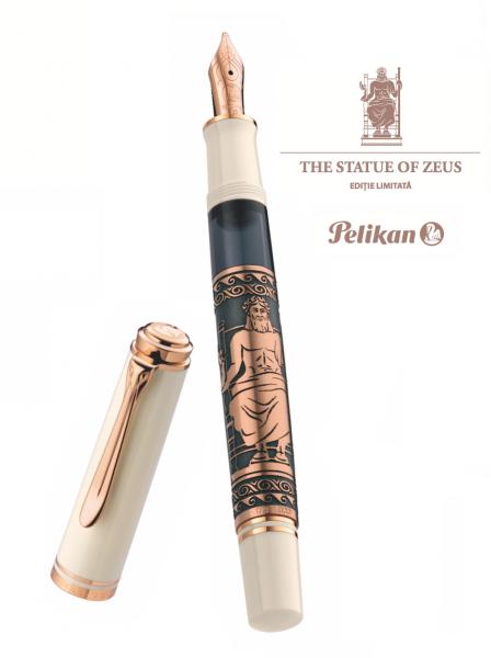 "Stilou Pelikan ""The Statue of Zeus"" Editie Limitata 0"