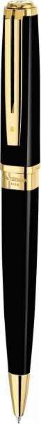 Pix Waterman Exception Slim Black Laquer GT 0