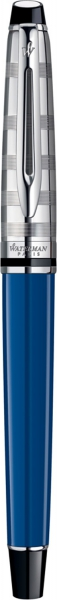 Roller Waterman Expert DeLuxe Obsession Blue CT [1]