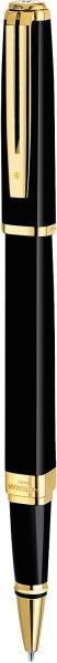 Roller Waterman Exception Slim Black Laquer GT 0
