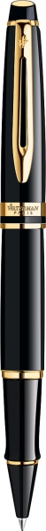 Roller Waterman Expert Essential Black Laquer GT [0]