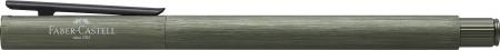 Stilou Neo Slim Aluminium Verde Faber-Castell3