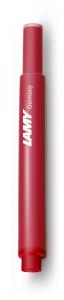 Cartuse Cerneala LAMY Rosu Giant T10, set 5 buc1