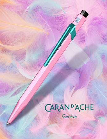 849 Le Claim Your Style NO.2 HIBISCUS Pink BT Caran d'Ache [5]