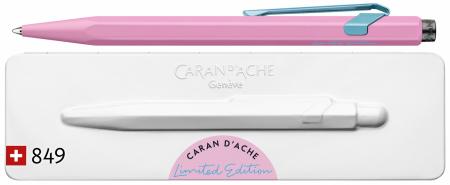 849 Le Claim Your Style NO.2 HIBISCUS Pink BT Caran d'Ache [3]