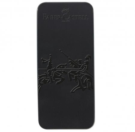 Set Stilou & Pix Grip 2011 All Black Faber-Castell1