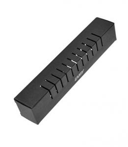 Creion Mecanic 0.5 LAMY Logo Stainless Steel / Black1