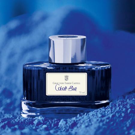 Calimara Cerneala Graf Von Faber-Castell Cobalt Blue 75 ml [0]