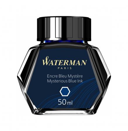 Calimara Cerneala Waterman Mystery Blue 50 ml permanent [2]